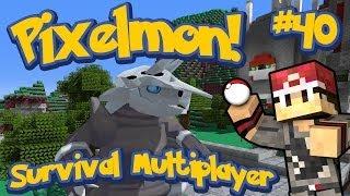 Pixelmon Survival Multiplayer Episode 40 - The Rematch w/MrWoofless&Preston