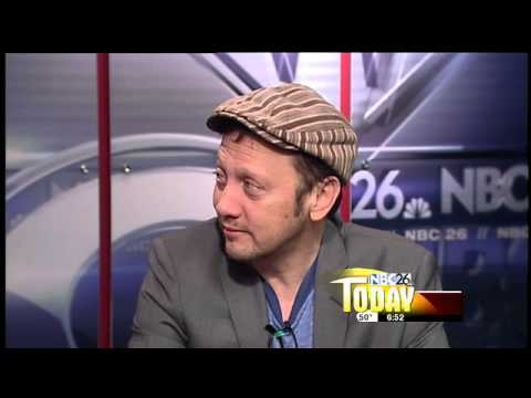 Rob Schneider on NBC26 Today