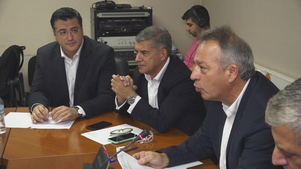Συγκροτήθηκε σε σώμα  το ΔΣ της Ένωσης Περιφερειών Ελλάδας