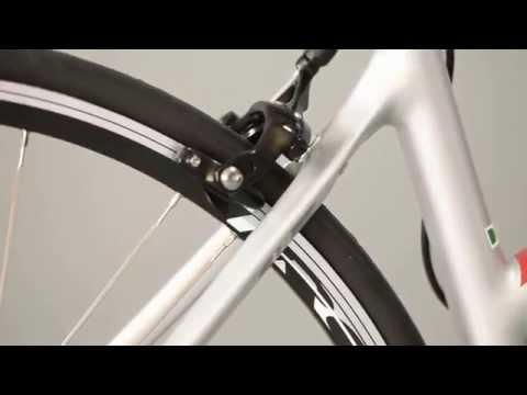 Cicli Elios: Aurora Carbon Fiber Hybrid Ladies Bike