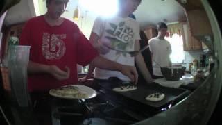 Pancake Timelapse