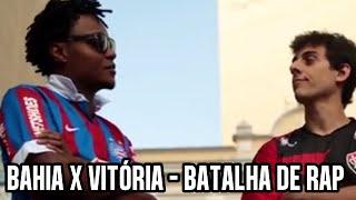 O desimpedidos apresenta pra alegria da nação, mais uma batalha de rap zica do baile. E dessa vez a batalha é entre Bahia x Vitória. E aí, quem vence?