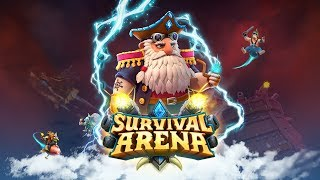 Today we have Survival Arena for you guys with king tom. Download Survival Arena for free on Android, iOS, Windows 10 and Kindle Fire if you like this android games 2017 gameplay , please click on the like button and share the video!Survival Arena focuses on these key factors: it's not about hiring the best troops or winning PvP battles, it's about prevailing against all odds! Build mighty towers, upgrade them, and try to hold off hordes of incoming enemies!▪ Non-stop explosive TD action!▪ One handed, on-the-go gameplay. ▪ Play against other players in dozens of tournaments.▪ Assemble a unique arsenal mix fit just for your style of play.▪ Race against time against an onslaught of enemies to win against all odds▪ Choose YOUR strategy, there are many like it, but this one's yours.▪ Full livestream support — this game was made to be watched by millions.▪ Most important of all — survive!High in the raging cyclone of thunder and endless gales, a huge flying Arena Ship makes its way across the endless ocean below. The Arena is legendary and surrounded with myths and superstitions. They say it's run by a Captain long lost to madness. A man who has pirated and plundered more than all other captains combined. To have some fun with all the treasures in his late years, he decided to throw the biggest challenge across the floating isles — The Survival Arena Tournament.Any Captain brave enough can venture into the eye of the storm, and if fortune turns its favorable side, they will find the arena. Thousands have tried to beat the challenges and survive, but none could beat the records. It's time for a new challenger to accept the challenge of the Arena and to become the Grand Champion.Survive if you dare.if enjoyed this android games gameplay , please click on the like button and share the video!