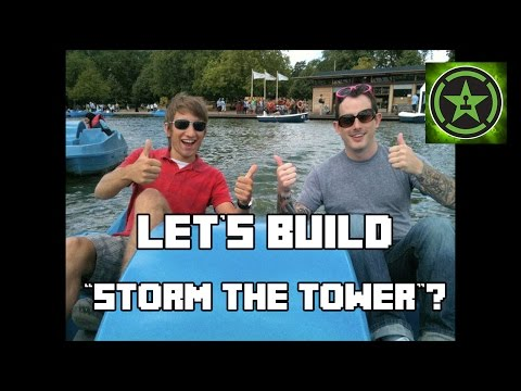 Let's Build in Minecraft – Storm the Tower