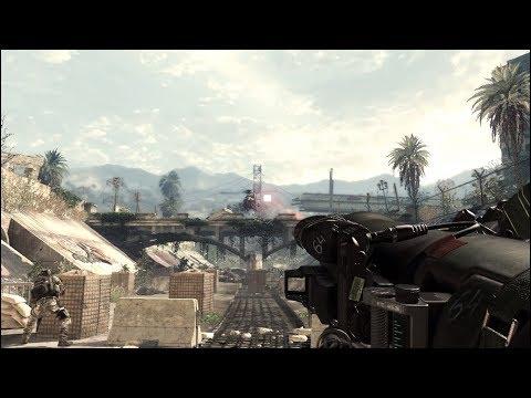 Call of Duty Ghosts Gameplay Walkthrough Part 1 - Ghost War