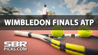 Marin Cilic vs Roger Federer  Sunday 16th July 2017 @ Wimbledon Natalie Rydstrom and tennis betting experts Joao from...