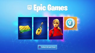 The New STARTER PACK 6 in Fortnite...