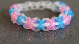 Rainbow Loom Nederlands, Laced-up Armband, win-actie! GESLOTEN - YouTube