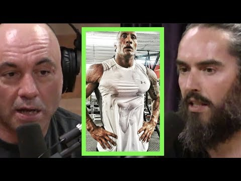 Russell Brand - Joe Rogan Fetishizes Hard Working Men