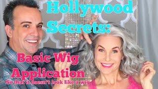 Video Hollywood Secrets: Basic Wig Application MP3, 3GP, MP4, WEBM, AVI, FLV Juni 2018