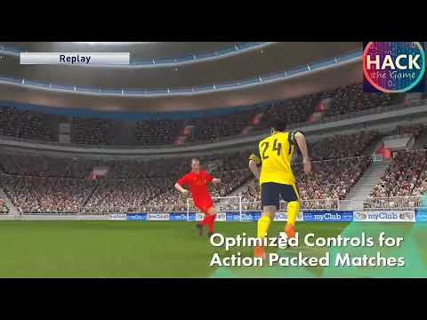 PES 2018 APK +DATA MOD ANDROID PRO EVOLUTION