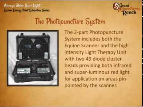 Caring for your Photopuncture Equipment