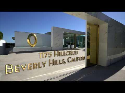 100 Million Dollars - 1175 Hillcrest Beverly Hills CA | Trousdale House