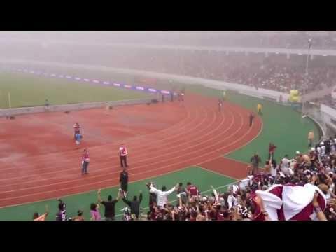 ♫ Es para vos & Monstruo de mi vida ♫ Clásico Torneo Invierno 2013 - Ultra Morada - Saprissa