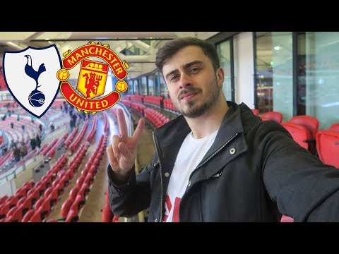"""SPURS VS MANCHESTER UNITED 2-0 """"I'M IN A $40,000 BOX?!"""" 