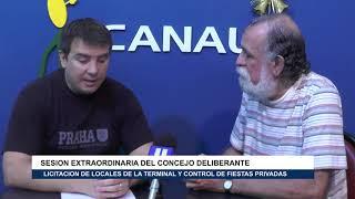 EMPLEADOS CON MEDIDAS DE FUERZA: EL PRIMER PARO A FABRICIO, A MENOS DE UN MES DE HABER ASUMIDO