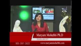Maryam Mohebbiبرای زن دیدن آلت تناسلی مرد یا باسن کدامیک جاذبه جنسی دارند