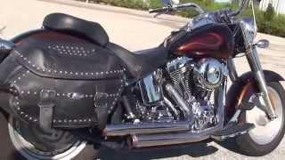 9. Used 2005 Harley Davidson Fatboy for sale Florida USA *