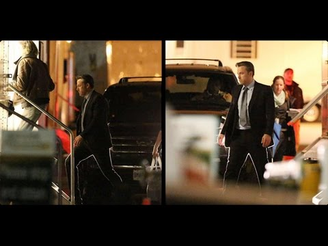 Ben Affleck Pictured On Set Of SUICIDE SQUAD – AMC Movie News