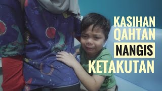 Video Kasihan Qahtan Nangis Ketakutan MP3, 3GP, MP4, WEBM, AVI, FLV Maret 2018