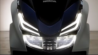 3. The New 2015 Honda Forza 125 - Model Features