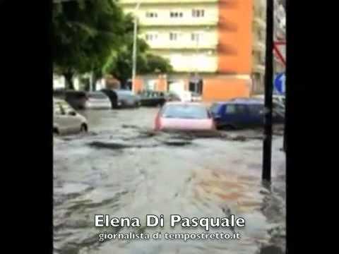 Tre morti e case sotto il fango per l'alluvione