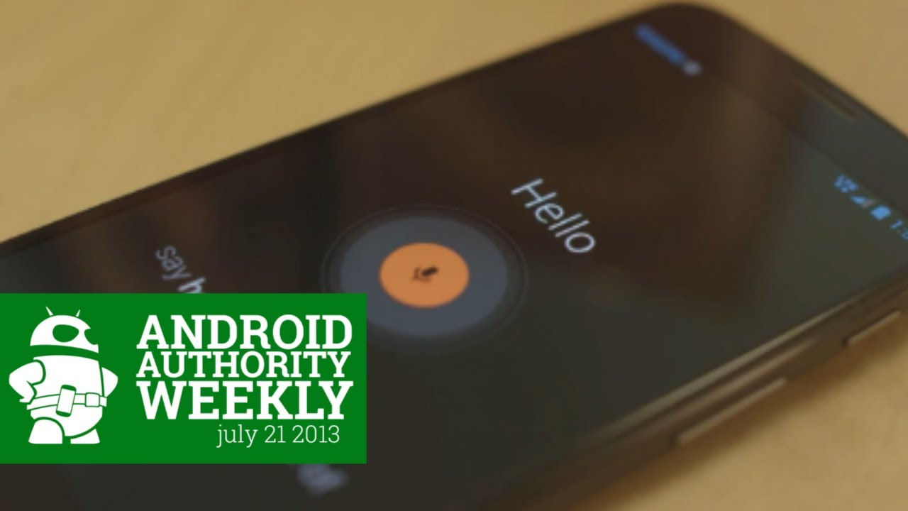 Moto X, Android 4.3, the new Nexus 7, and more! – Android Authority Weekly
