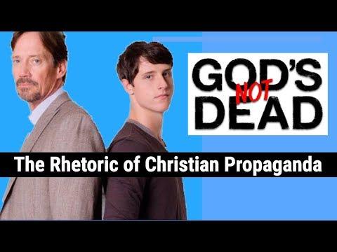 God's Not Dead: The Rhetoric of Christian Propaganda | Big Joel