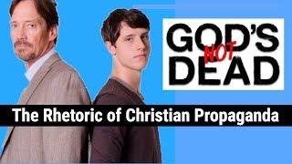 Video God's Not Dead: The Rhetoric of Christian Propaganda MP3, 3GP, MP4, WEBM, AVI, FLV Maret 2019