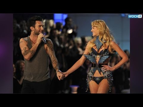 Adam Levine Asked Behati Prinsloo's Father For Permission To Propose, Admits