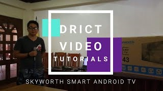 Download Lagu DRICT Video Tutorials Skyworth Smart Android TV Mp3