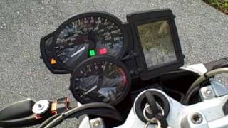 7. A ride to work vol. 1 - 2008 BMW r1200r