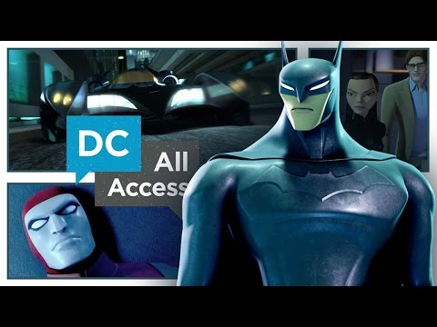 clip - In this week's all new episode of DC All Access, Blair's back, Grayson's gunning and Batman inspires some serious bewaring! First, we debut an exclusive clip from an upcoming episode of Beware...