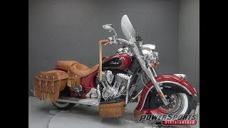 7. 2015  INDIAN  CHIEF VINTAGE W/ABS - National Powersports Distributors