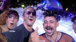 Radio Gran Paradiso 499° edizione Festa Dei Giovani Cavaglià 12 Agosto 2017 Latin Disco Schiuma Fluo Shot Party.