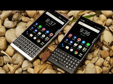 Обзор BlackBerry KEY2: Первые впечатления