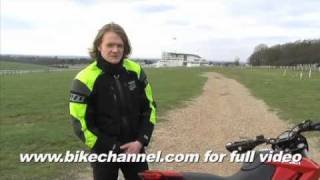 9. Ducati Hypermotard 796 Review
