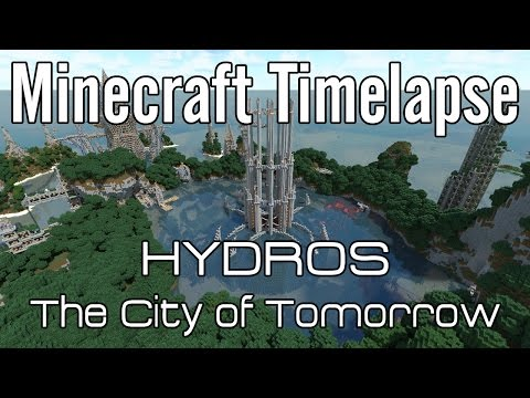 The evolving city of tomorrow 83 timelapse hydros the evolving city of