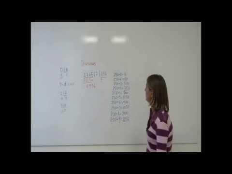 (Sancafilms) Matemáticas - Divisiones