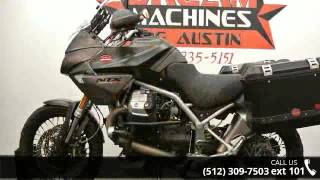 8. 2013 Moto Guzzi Stelvio 1200 NTX  - Dream Machines Indian...