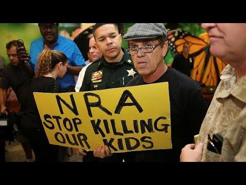 Nach Florida-Amoklauf: Neue Debatte über Schusswaff ...