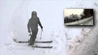 The Urban Skier - New York City Urban Skiing