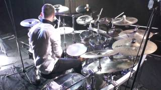 "DRUM DESIGN ENDORSER CHRISTIAN ""BIGI\"" BIEGELMAYER VIDEO SHORT"