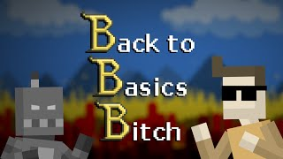 """Animated music video to Weird Bananas' song """"Back to Basics Bitch"""" in an old-school pixel artsy fashion.Listen to the rest of the album:https://soundcloud.com/fjant_felixhttp://open.spotify.com/album/798ERlrMUHCQzfWzrTqGbrhttps://itunes.apple.com/se/album/the-possible-made-impossible/id1060231141"""