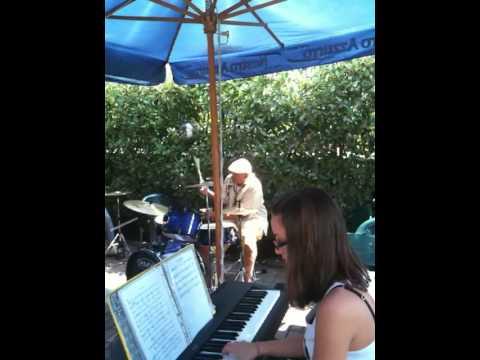 Dixieland jazz band Don Moye Fabio Cacciotti Ilario Polidoro Ildo Masi