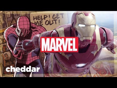 How Bankrupt Marvel Risked Its Main Characters to Save Itself - Cheddar Examines
