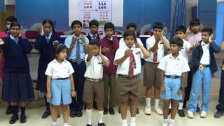 SignLanguage- National Anthem