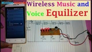 Wireless Music & Voice, Sound Equilizer