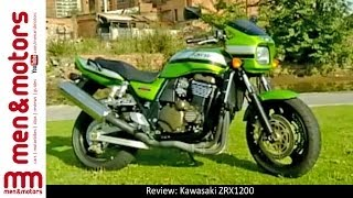 6. Kawasaki ZRX1200 - Review (2004)