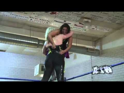Top Rope Tbone Suplex: Hailey Hatred VS. Jenny Rose -Absolute Intense Wrestling #GNO Preview